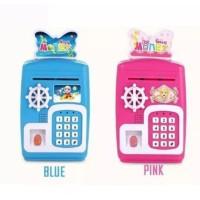 Mainan naka ATM Brangkas / Smart Safe Bank
