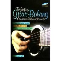 Buku Belajar Gitar Bolong Otodidak Khusus Pemula . Frama Mn