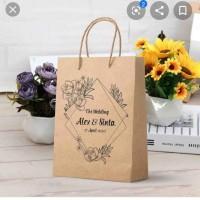 paper bag /tas kertas custom
