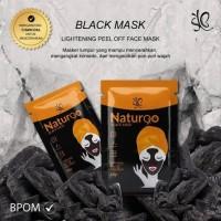 SYB Naturgo Black Mask ☆ Masker Wajah