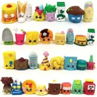 Shopkins Figure Paket Isi 5/10/20, Shopkins Mini Packs