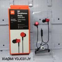 Mi Earphones Xiaomi YDJC01JY Jack 3.55mm Original cina Ultra Deep Bass