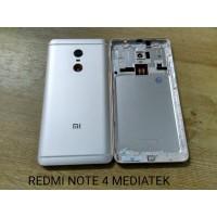 Backdoor Tutup Baterai Xiaomi Redmi Note 4 MEDIATEK 5.5 inchi