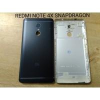 Backdoor Tutup Baterai Xiaomi Redmi Note 4X Snapdragon 5.5 inchi