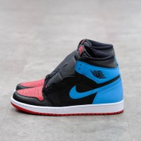 Nike Air Jordan 1 High UNC to CHI Leather 100% Authentic