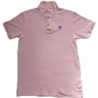 Kaos Polo Polos Baby Pink Nevada Cowok Cewek