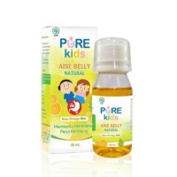 Pure Kids Aise Belly Natural Orange Mint 60ml