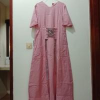 Gamis Maxi Dress Muslim Wanita Remaja