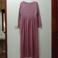 Gamis Maxi Dress Muslim Wanita