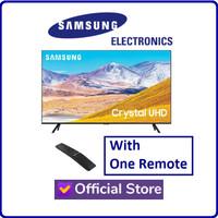 "Samsung 43TU8000 43 Inch 43"" Crystal UHD 4K Smart LED TV UA43TU8000"