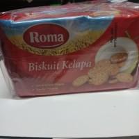 Roma Biskuit Kelapa @300 gram isi 7 pcs