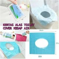 KERTAS ALAS TOILET COVER KEDAP AIR DISPOSABLE CLOSET SEAR COVER