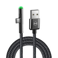 MCDODO CA-6391 Kabel Data USB C L Angle LED 2 Meter