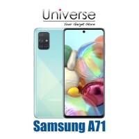 Samsung Galaxy A71 8/128 GB - Garansi Resmi Samsung Indonesia