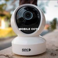 CCTV Wifi IP Camera Spy Cam SPC Super Series HD 720p Garansi SPC 1 Thn