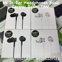 Xiaomi Mi In Ear Headphones Basic - Mi Earphone Basic Resmi TAM