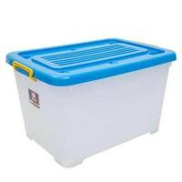 Big Sale Shinpo Container Box CB 130 liter (by Gojek) Cuci Gudang Awal