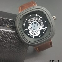 Jam tangan Pria SEVENFRIDAY kulit