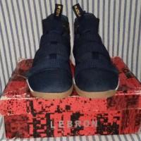 Sepatu Basket Nike Lebron James Soldier XI Navy Gum not kd kyrie(SOLD)