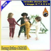 LONG JOHN ANAK IMPORT VERSI TEBAL TERBARU Longjohn Long Jhon Winter 01