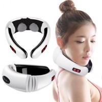 Alat Pijat Elektrik Terapi Leher dan Tubuh - HX-5880 - White