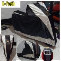 Body cover mantel selimut motor Yamaha free Go Mio S X-Ride 125 mio M3 - Putih