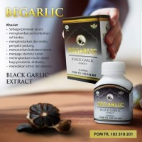 BEGARLIC BLACK GARLIC EKSTRAK BAWANG HITAM