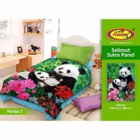 Selimut Rosanna Sutra Panda 2