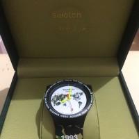 Swatch x Bathing Ape Global Edition