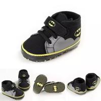 sepatu prewalker bayi anak laki batman