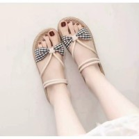 Sandal sendal wanita jepit flip flop etnik sgc 38