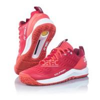 YONEX ECLIPSION 3 Sepatu Tenis - Red white