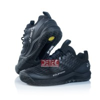 YONEX ECLIPSION 3 Sepatu Tenis - Black silver