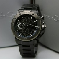 Jam Tangan Alexandre Christie AC 9205 Collection full black