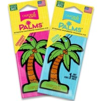 CALIFORNIA SCENTS PALM TREES / PARFUM MOBIL CALIFORNIA SCENTS PALM -