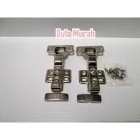 Engsel sendok TACO 1/2 Bengkok Slow Motion ET-01 Hydraulic Hinge