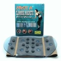 Slimming Magnetic Belt And Massage Nikita Terlaris