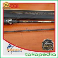 Joran Ryobi Zauber ZRS732L Fuji Ultra Light Fishing Rod Spinning