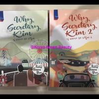 TERPERCAYA Novel Why Secretary Kim (Complete Series) - Jeong Gyeong