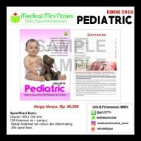 DISKON Medical Mini Notes Pediatri LIMITED EDITION