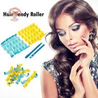 perfectforyou✡ 12pcs Soft Magic Hair Curler Bendy Roller Curl DIY