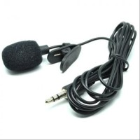 Microphone with Clip for Smartphone Laptop Tablet SR-503 3.5mm