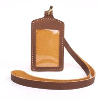 ID card holder kulit asli
