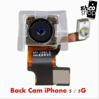 CAMERA IPHONE 5 5G BIG KAMERA BELAKANG