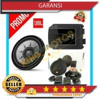 GARANSI Paket Audio Mobil Daily Use JBL Original Garansi Resmi