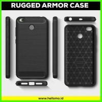 Rugged Armor Case Softcase Carbon Oppo A33 Neo 7 A37 Neo 9 A37 A57