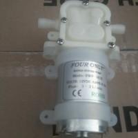 pompa dc 12v dispenser panas dingin