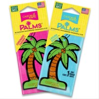 NEW PARFUM MOBIL CALIFORNIA SCENTS TREES PALM COCONUT