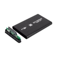 Casing HDD 3.5 sata Eksternal External 3 5 inch case USB 2.0 Aluminium