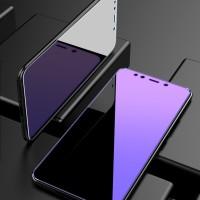 Anti Blue Purple Light Tempered Glass For Xiaomi Redmi Note 7 6 5 8
